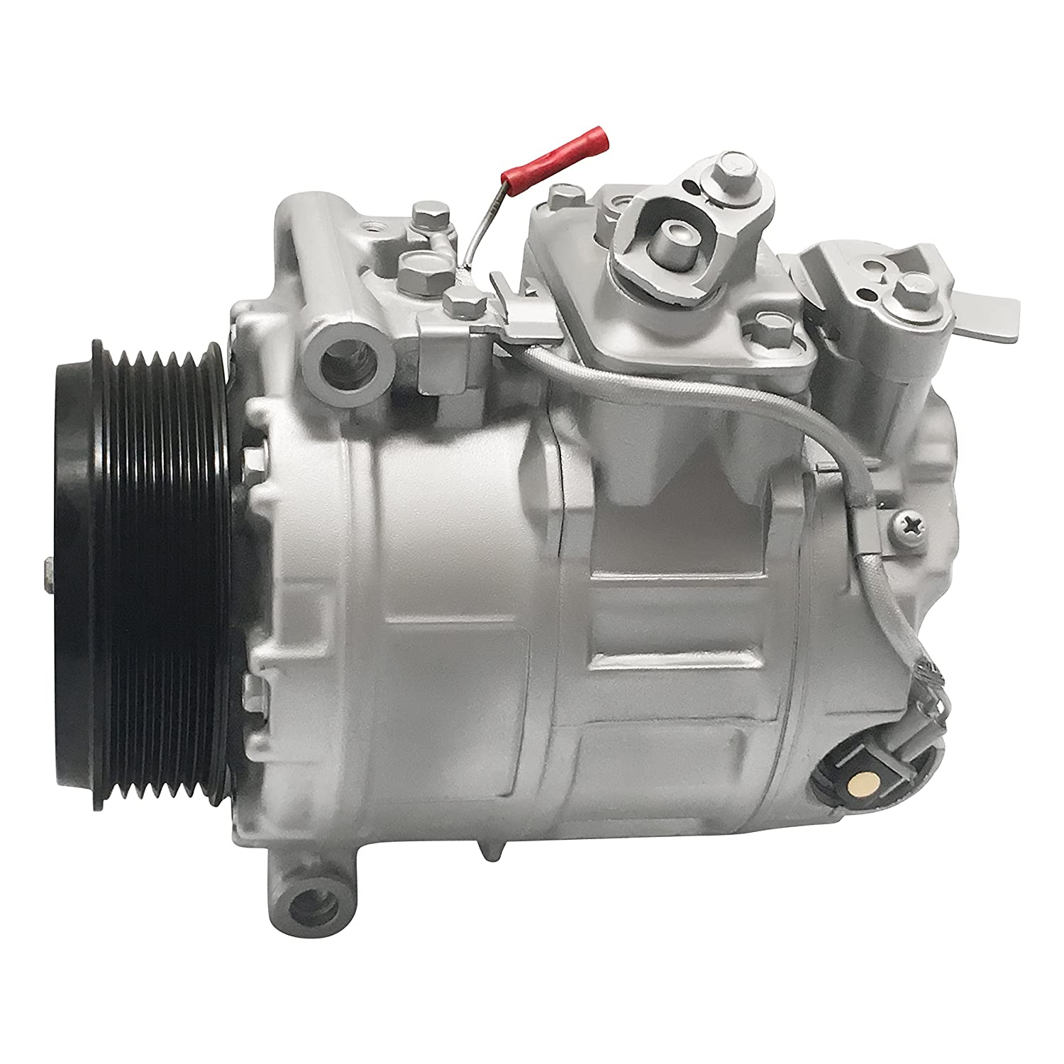 Amazon.com: RYC Remanufactured AC Compressor and A/C Clutch IG356: Automotive