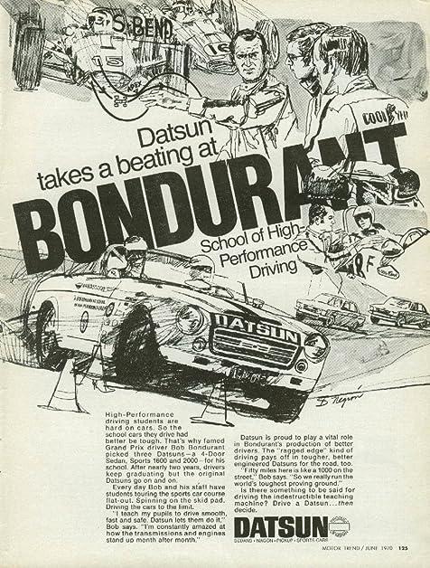 Amazoncom Datsun Sp2000 Takes A Beating At Bondurant Driving