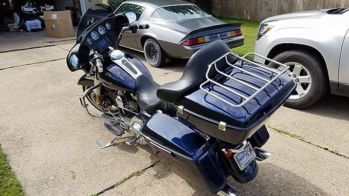Advanblack Air Wing Tour Paks Packung Gepäckträger Fit Für 2014 2015 2016 2017 2018 Harley Harte Tour Paket Kofferaumbodens Koffer Auto
