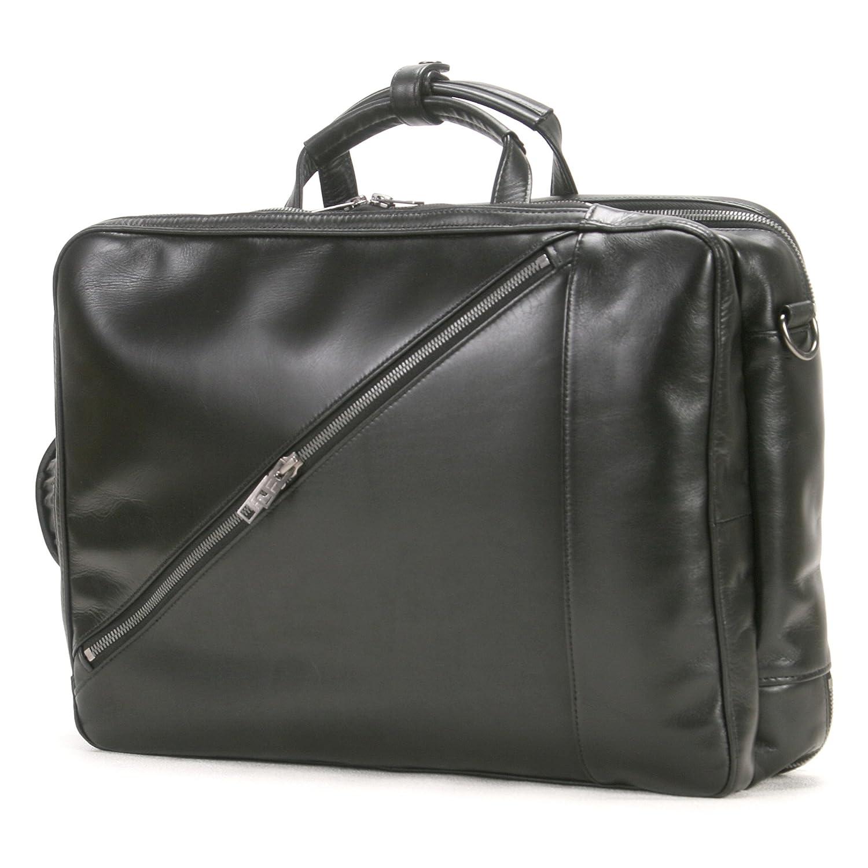 (ラゲッジレーベル) LUGGAGE LABEL 吉田カバン エレメント 3Way ビジネスバッグ ブリーフケース リュック ショルダーバッグ 021-01248  ブラック(10) B0147T84QG
