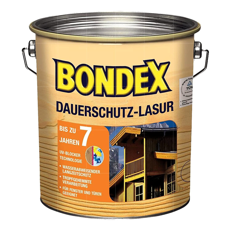 Super Bondex Dauerschutz-Lasur Eiche 0,75 l - 329914: Amazon.de: Baumarkt RJ64