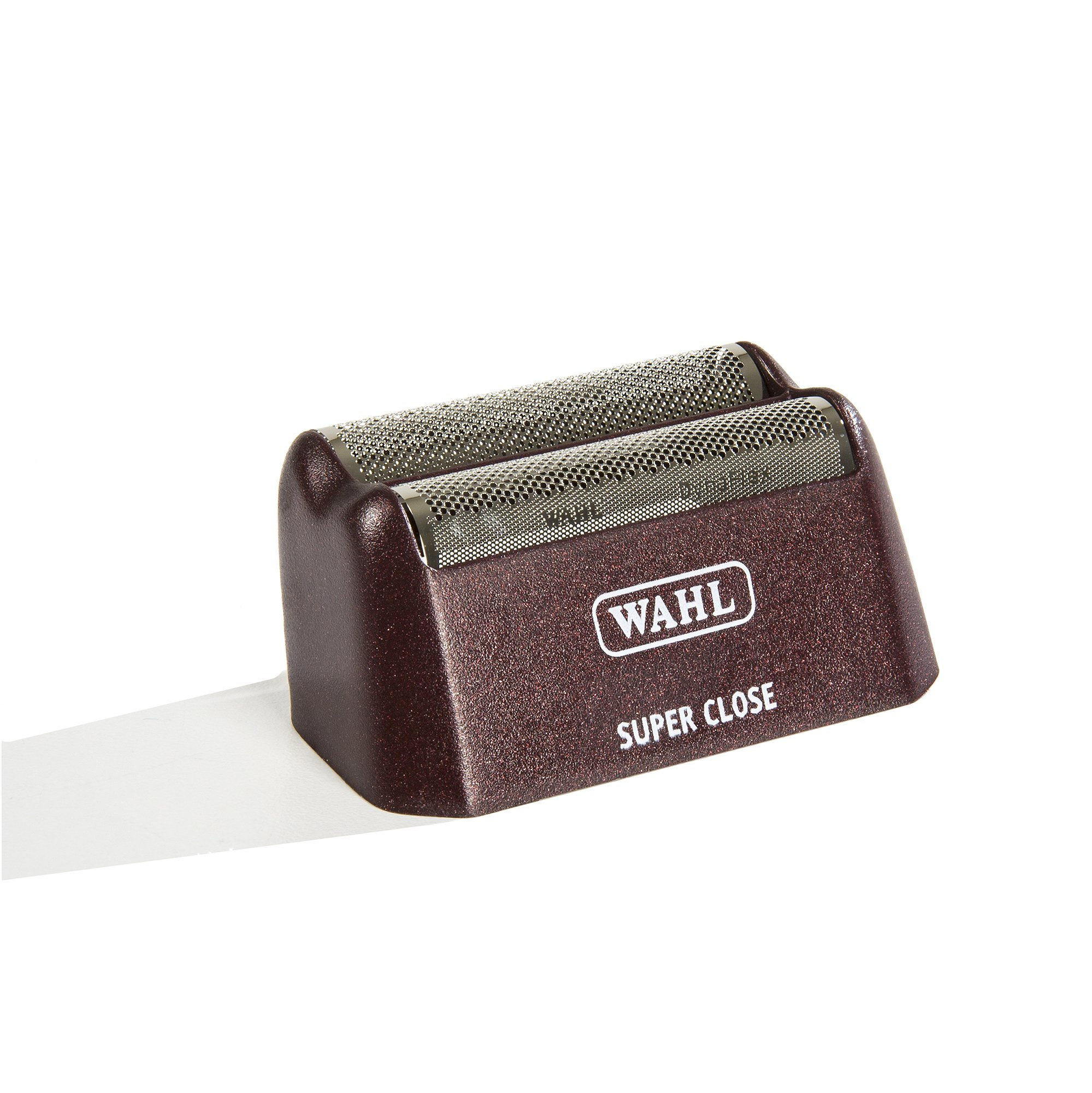 Wahl Professional 5-Star Series #7031-400 Replacement Foil Assembly – Red & Silver – Super Close by Wahl Professional (Image #3)