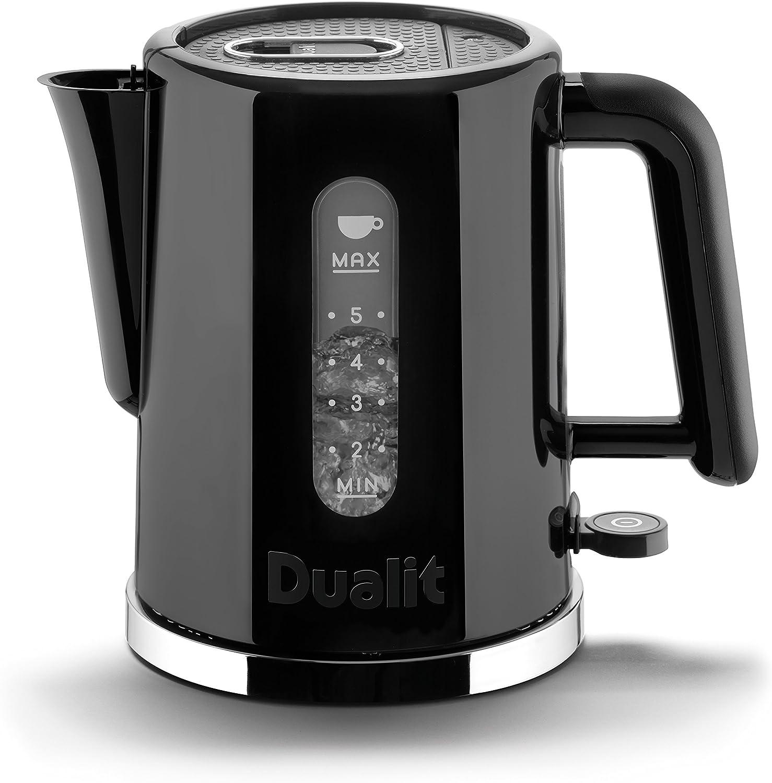Dualit Electro Boss Baja Rotating Pro Food Dehydrator, Black/Chrome