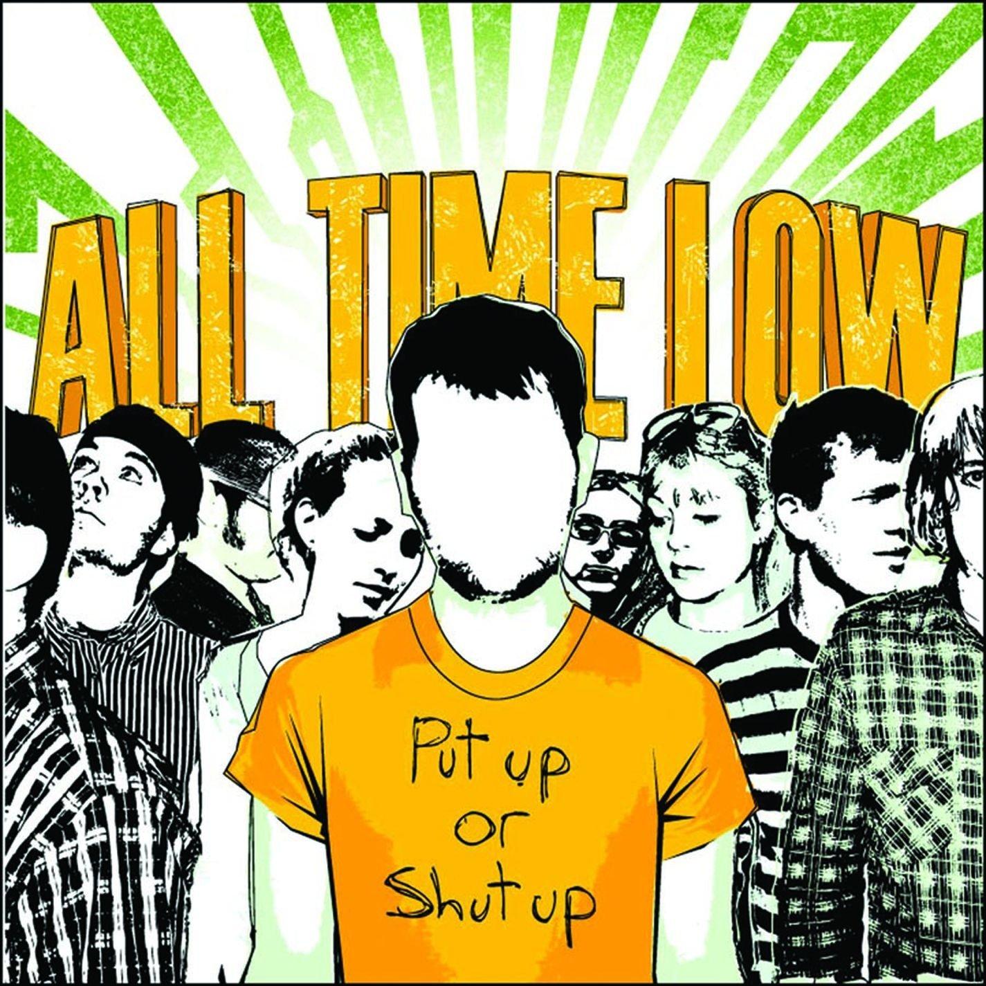 Put Up Or Shut Up : All Time Low: Amazon.es: CDs y vinilos}