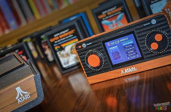 Atari Handlheld - Pacman Edition: Amazon.es: Videojuegos