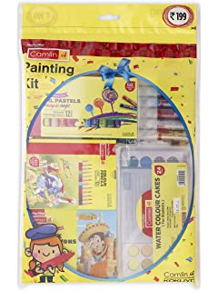 Camel Camlin Kokuyo Drawing Kit Combo 149: Amazon in: Office Products