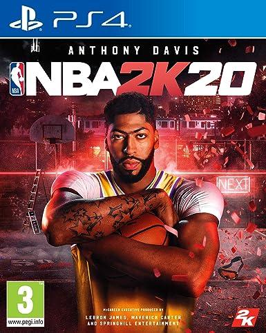 NBA 2K20 with Amazon Exclusive DLC - PlayStation 4 [Importación ...