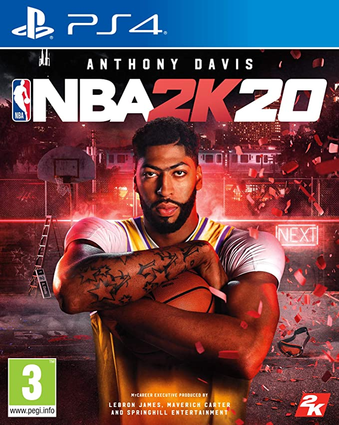 NBA 2K20 with Amazon Exclusive DLC - PlayStation 4 [Importación inglesa]: Amazon.es: Videojuegos