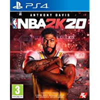 NBA 2K20 with Amazon Exclusive DLC (PS4)