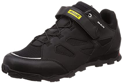 Mavic XA Elite Shoe - Mens Black/Black, US 8.0/UK 7.5