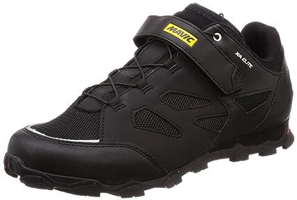 Mavic XA Elite Shoe - Mens Black/Black, US 8.0/UK 7.5