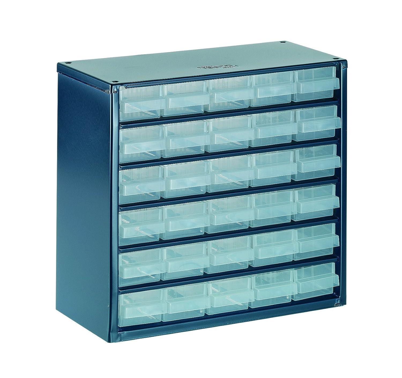 dunkelblau raaco 137539 Stahlmagazin 630-00