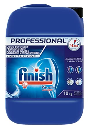 Finish - Detergente líquido para lavavajillas, 10 kg: Amazon.es ...