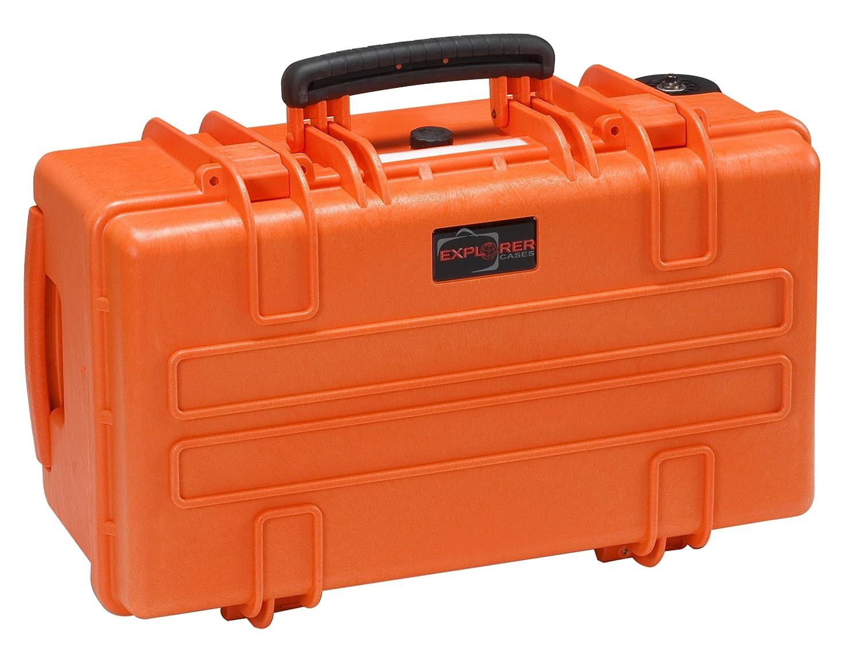 EXPLORER CASES エクスプローラーケース 内装ウレタンフォーム付 5122 B003URI016 オレンジ