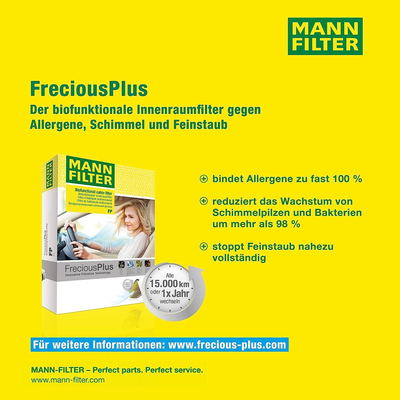 Mann Filter FP 19 004 Heating