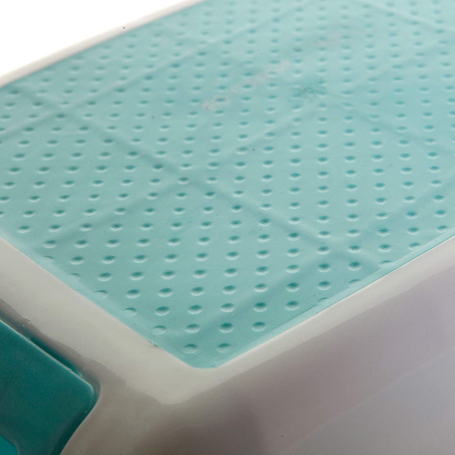White//Grey Dreambaby Two-Up Height Step Stool