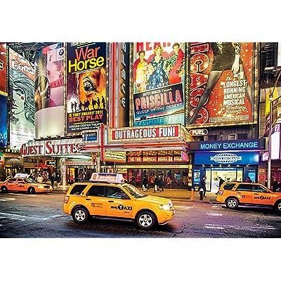 Kodak 1500 Piece- Bright Lights Big City: Toys & Games