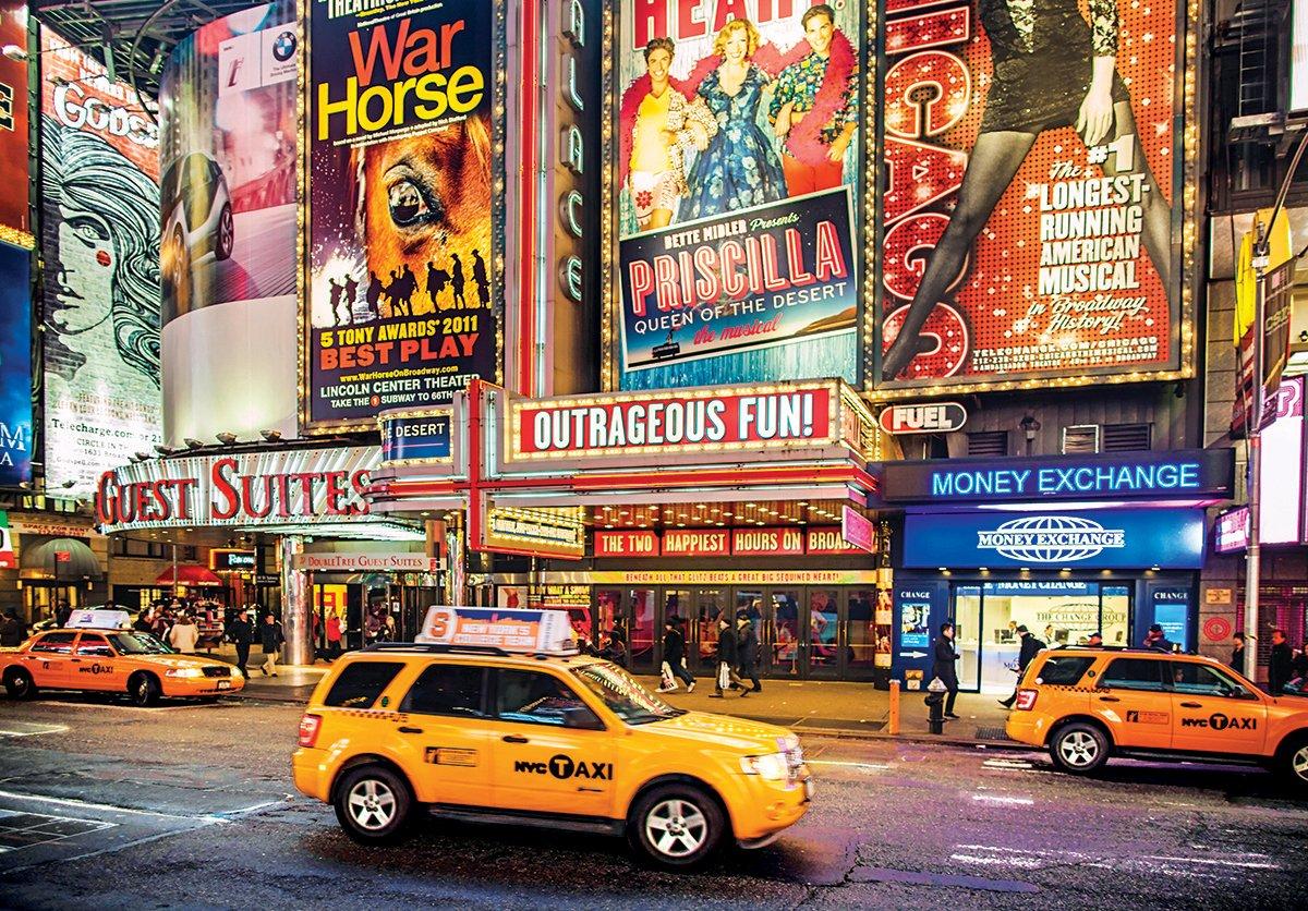 直送商品 Kodakプレミアムパズル:明るいライト、Big City pc B07FXYBCBB、NYC 1500 pc 1500 B07FXYBCBB, 大宮パークドラッグストアー:50512143 --- 4x4.lt
