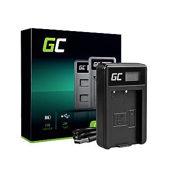 Green Cell® Cargador para Nikon DSLR D3000 Cámara (5W 8.4V ...