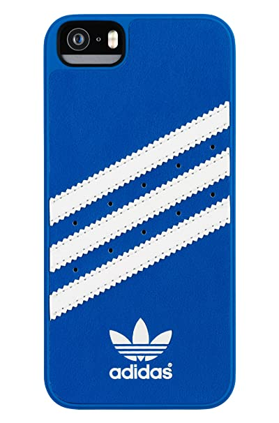 official photos 621fd dd11e Amazon.com: adidas Molded Cell Phone Case for Apple iPhone 5S/SE ...