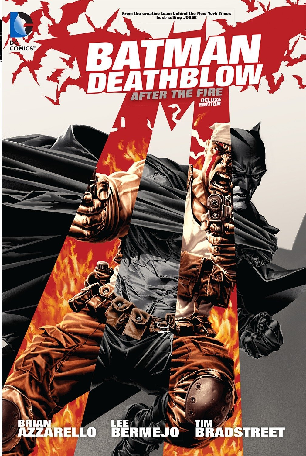 Download Batman/Deathblow: After the Fire Deluxe Edition pdf