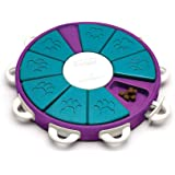 Dog Twister Treat Dispensing Dog Toy Brain and Exercise Game for Dogs by Nina Ottosson