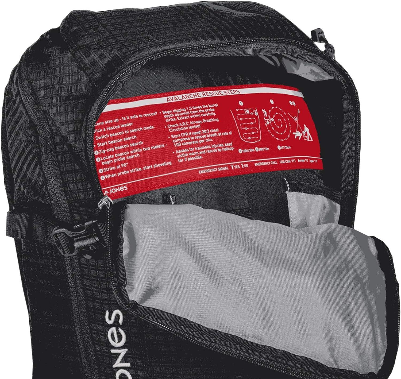 Jones Snowboards DSCNT 25L Backpack