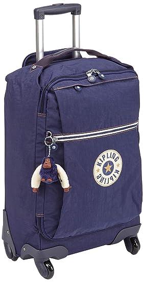 Kipling DARCEY Equipaje de mano, 55 cm, 30 liters, Azul (Active Blue Bl): Amazon.es: Equipaje
