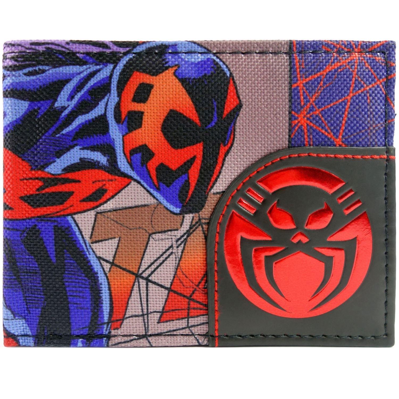 Marvel Spider-Man 2099 Carattere e Logo Multicolore portafoglio 27923