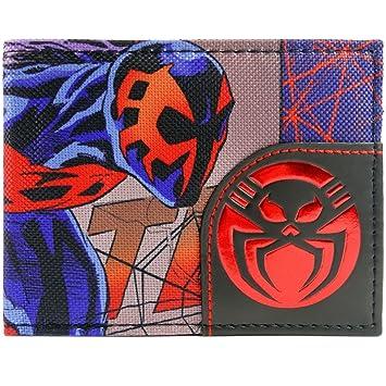 Spiderman Spider man Marvel GELDBÖRSE GELDBEUTEL PORTEMONEE neu