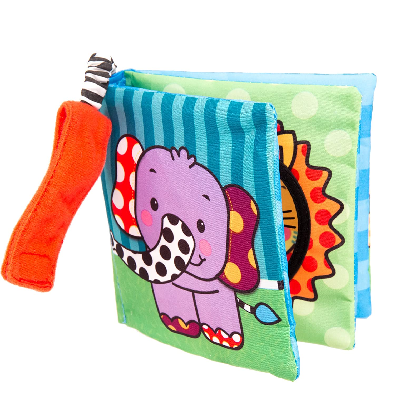 amazon com sassy go go attachable elephant book baby stroller