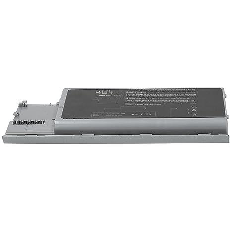 404Brand Batería del Ordenador portátil para DELL TG226 Latitude D620 D620 ATG D620ATG D630 D630 ATG D630 UMA 630 XFR D630ATG D630c D630UMA D630XFR D631 ...