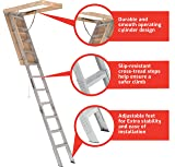 Louisville Ladder AA2210 Elite Aluminum Attic