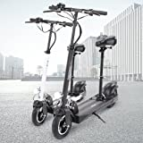 e scooter scooter mit sitz elektro elektroscooter. Black Bedroom Furniture Sets. Home Design Ideas