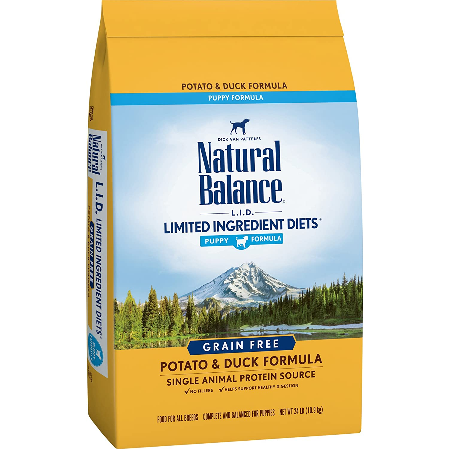 Natural Balance Dry Dog Food Reviews