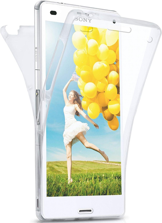 Moex Double Case Für Sony Xperia Z3 Hülle Mit 360 Elektronik