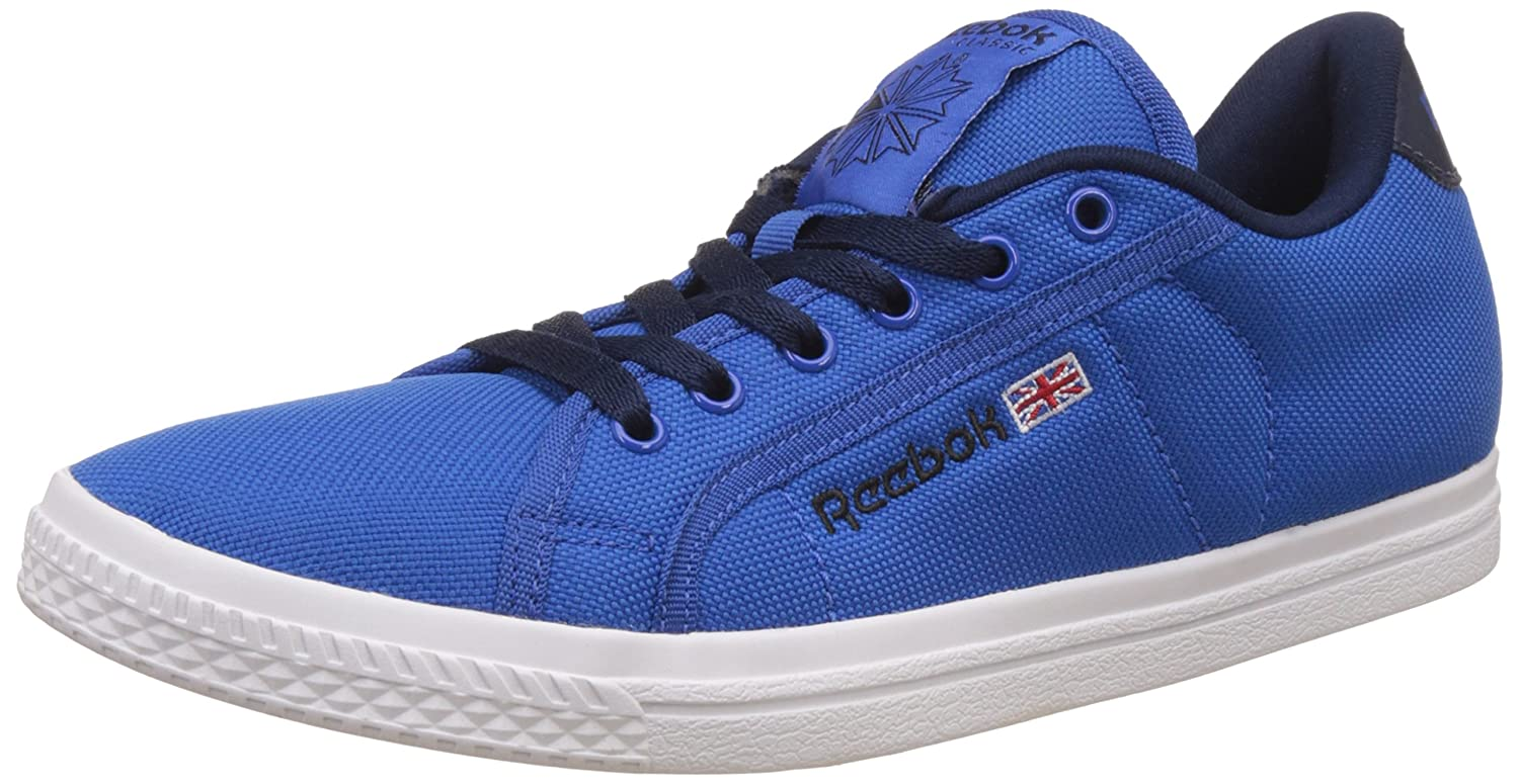 1aa15b5bd0f Reebok Classics Men s Court Lp Sneakers  Buy Online at Low Prices in India  - Amazon.in