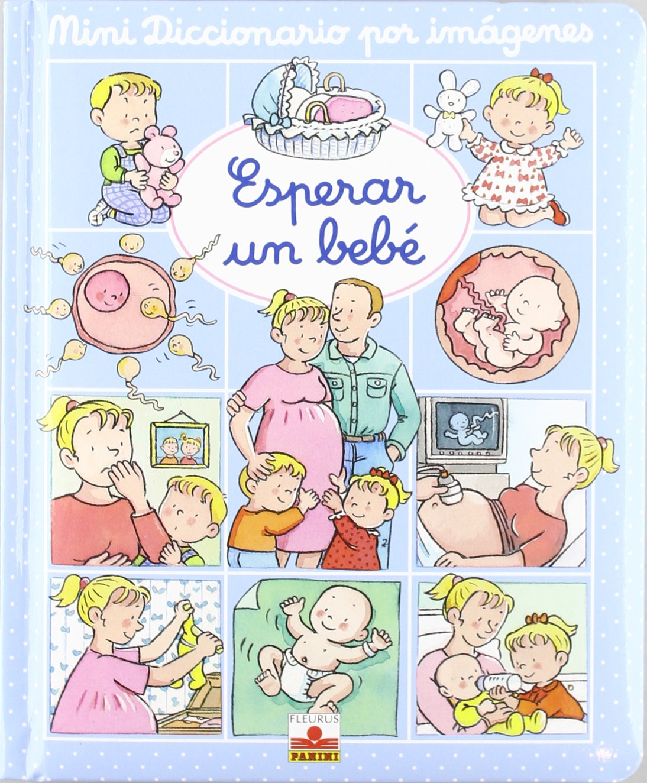 Download Esperar un bebe/ Waiting for a Baby (Mini Diccionario Imagenes/ Picture Mini Dictionary) (Spanish Edition) pdf epub