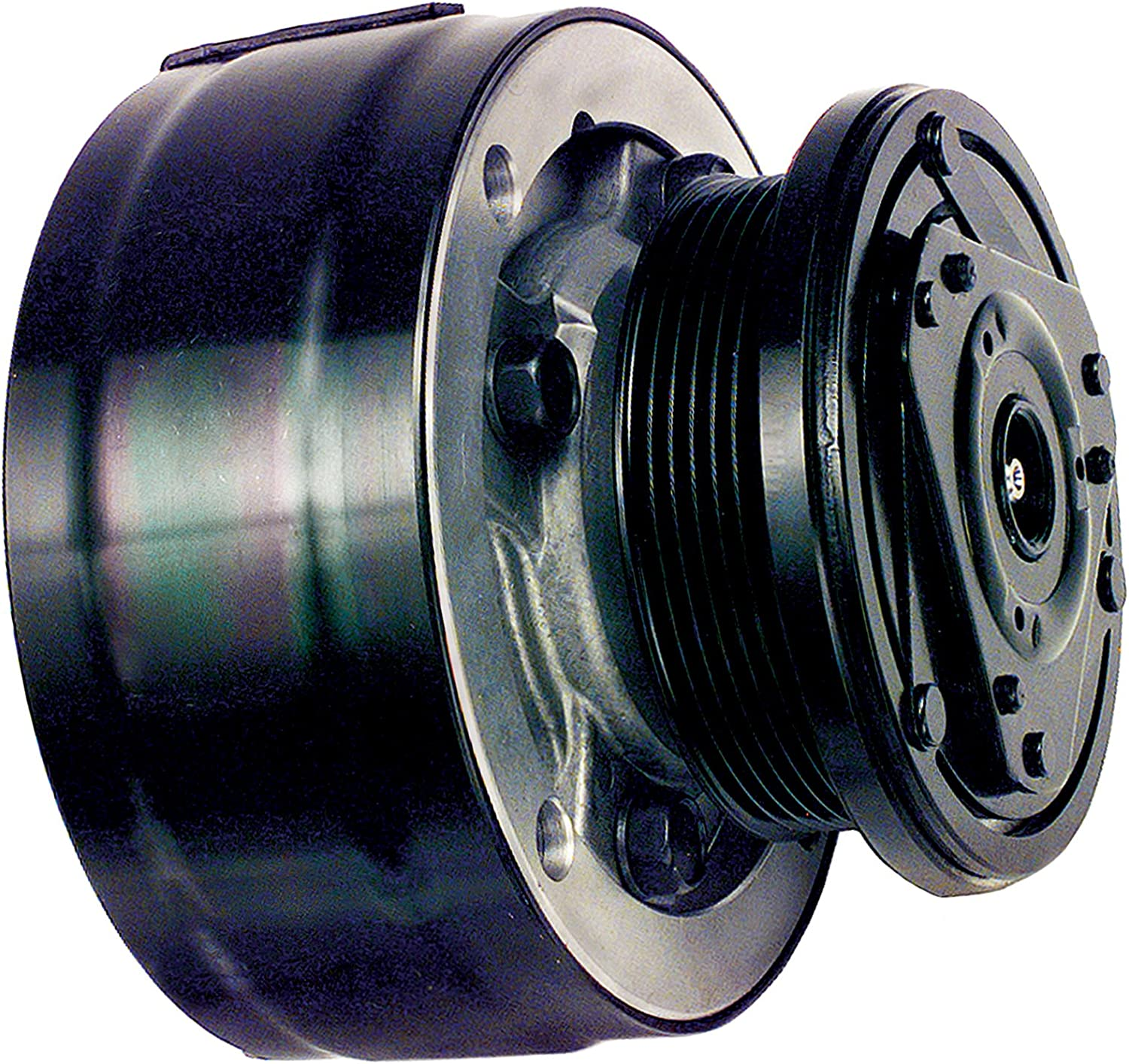 ACDelco 15-20189 GM Original Equipment Air Conditioning Compressor and Clutch Assembly