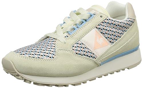 Le COQ Sportif ECLAT W Geo Jacquard - Zapatillas de Deporte Mujer: Amazon.es: Zapatos y complementos