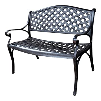 white metal butterfly garden bench benches uk lazy furniture jasmine antique bronze for sale