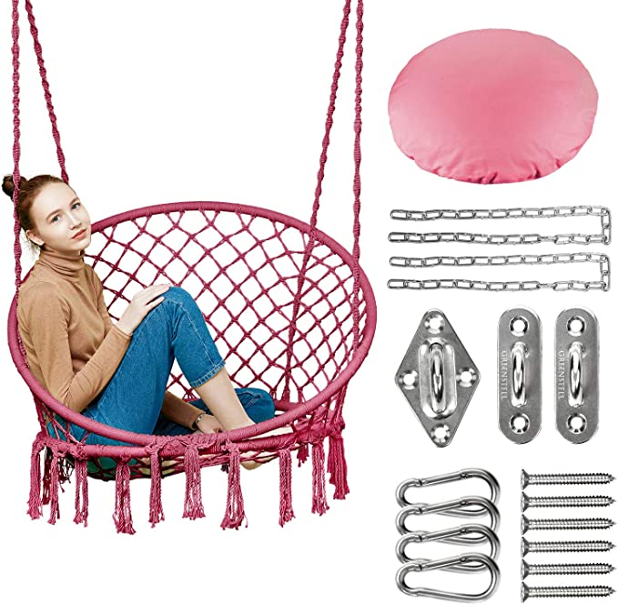 Greenstell Hammock Chair – The Hammock Chair That Comes With All Hanging Accessories