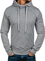 BOLF – Sweat à capuche – Sweatshirt – Pullover – Hoodie – Sport – Homme [1A1]