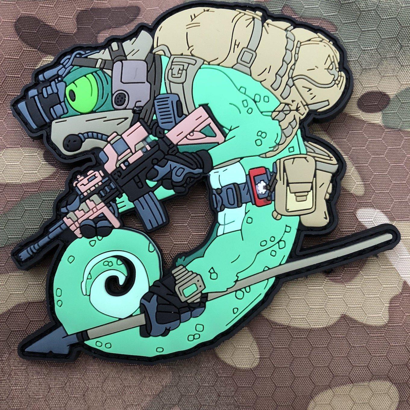 TACOPSGEAR Mystic Warriors/ /Op/érateur NG H/élicon /Sof Tactical Chameleon/