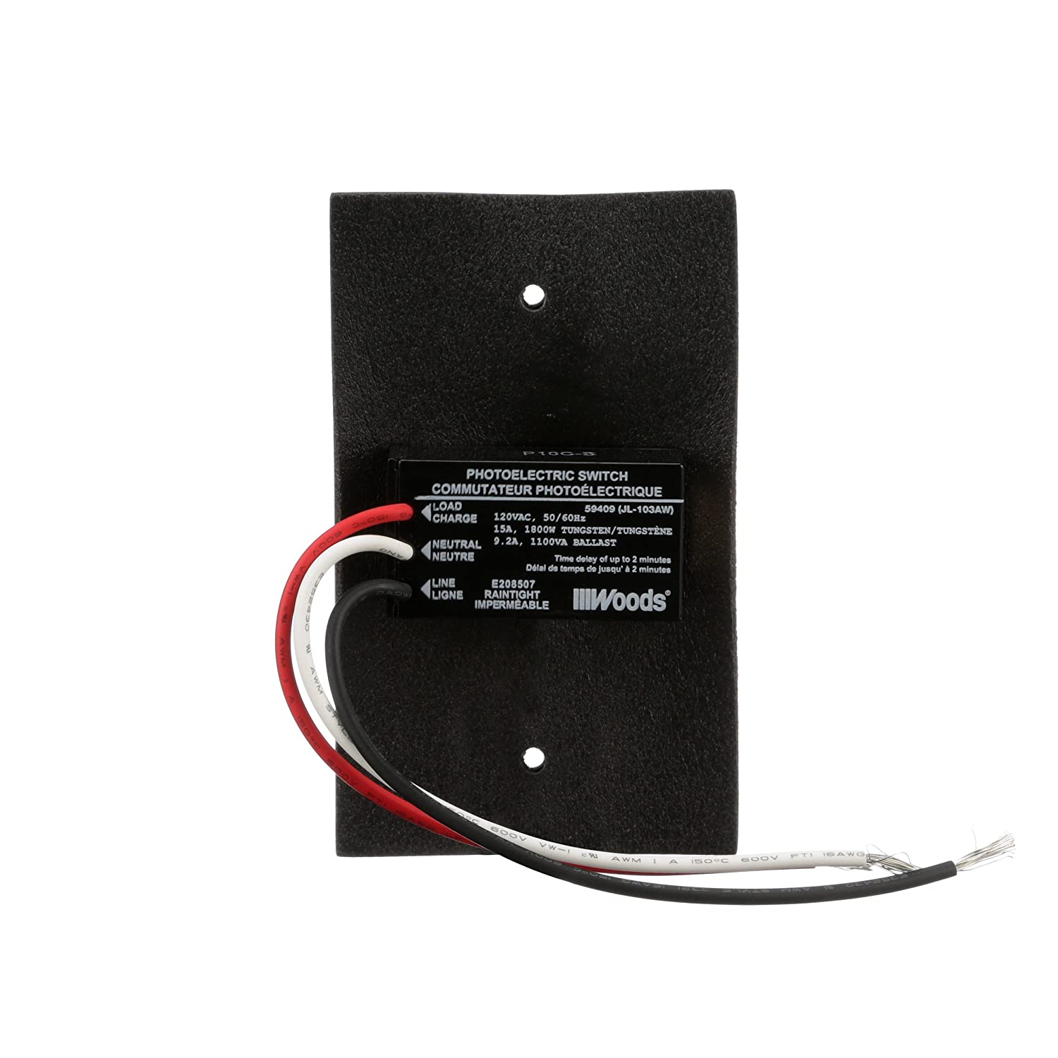 81JbZvP44LL._SL1500_ photocell for 277v wiring diagram dolgular com intermatic k4121c wiring diagram at creativeand.co