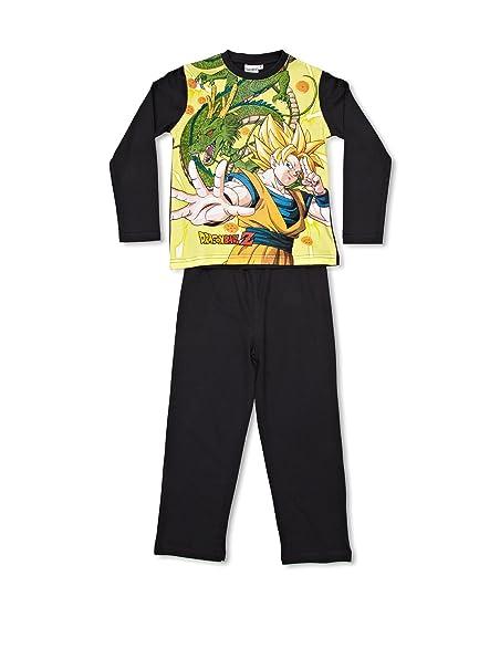 Dragon Ball Pijama Negro 14
