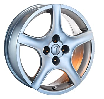 Rondell Z 0029 5500 1300 3700 D/10 Design 0029 in 5.5Jx13 ET37 Metal Wheels for Daewoo/Chevrolet Kalos/Aveo with ABE: Amazon.co.uk: Car & Motorbike