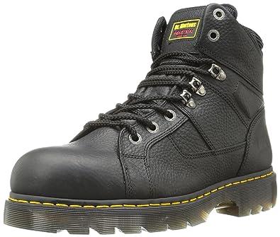 6d4587cca79 Dr. Martens Men's Ironbridge Wide ST Work Boot