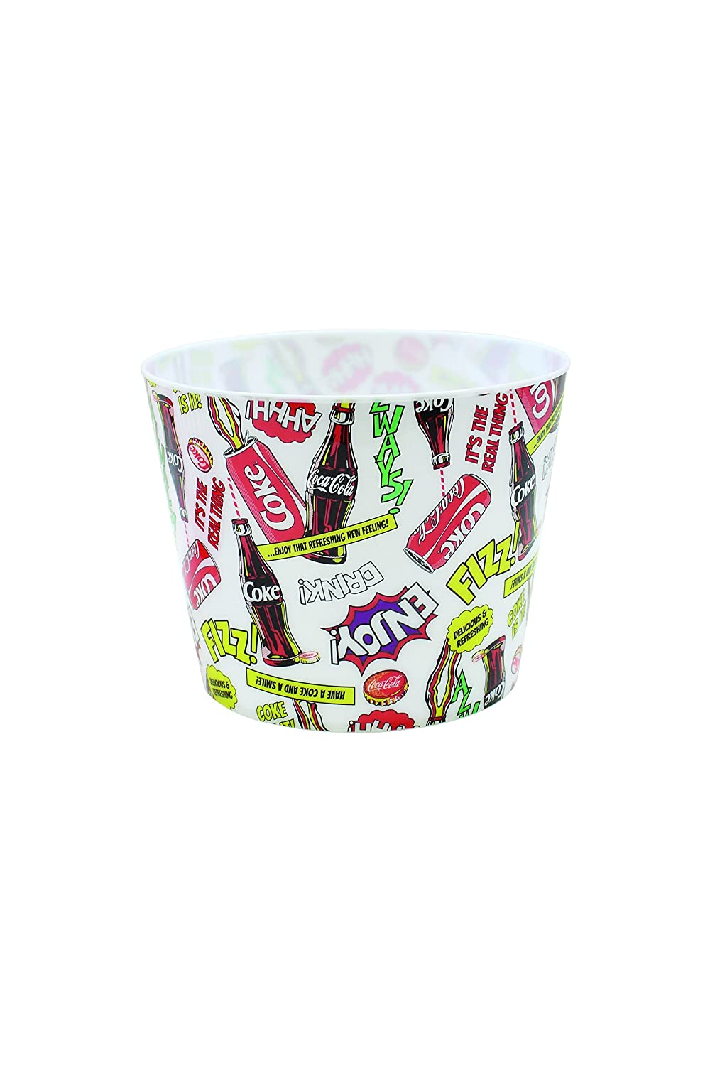 Tablecraft CC401 Coca-Cola Popcorn/Snack Bucket