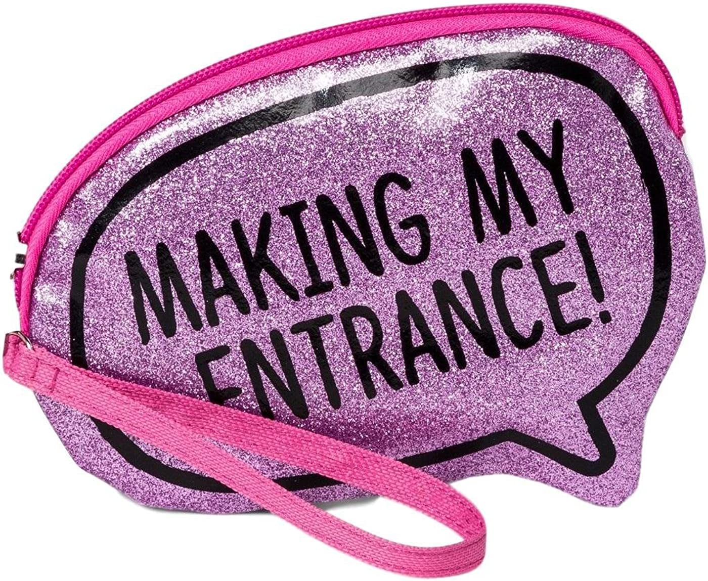 Surprise L.O.L LOL Surprise Accessory Invotions Purse Wristlet Girls Glittery Shimmer